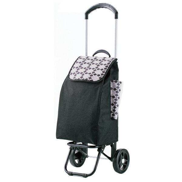 ヴァレンチノ ヴィスカーニ ショッピングカート 1513812 ブラック/グレー
