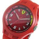 フェラーリ FERRARI クオーツ メンズ 腕時計 時計 0830283 レッド【楽ギフ_包装】