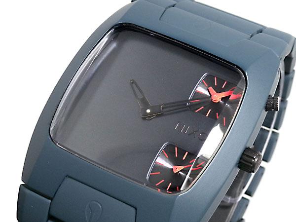 ニクソン NIXON バンクス BANKS 腕時計 A060-690 GUNSHIP【送料無料】【_包装】 【送料無料】【ラッピング無料】