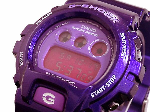 カシオ CASIO Gショック G-SHOCK クレイジーカラーズ 腕時計 時計 DW-6900CC-6【_包装】 【ラッピング無料】