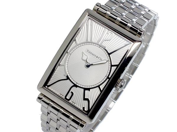 ティファニー TIFFANY&CO ギャラリー Gallery クオーツ メンズ 腕時計 Z3002.10.10A21A00A【送料無料】【_包装】 【送料無料】【ラッピング無料】