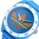 アディダス ADIDAS サンティアゴ クオーツ メンズ 腕時計 時計 ADH9064 ブルー【楽ギフ_包装】