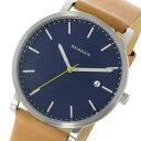 スカーゲン SKAGEN クオーツ メンズ 腕時計 SKW6279 ダークブルー【送料無料】【楽ギフ_包装】