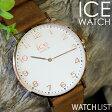 アイスウォッチ アイスシティ ユニセックス 替えベルト付 腕時計 CHL.A.WHI.41.N.15 ホワイト【送料無料】【楽ギフ_包装】