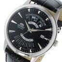 オリエント ORIENT 自動巻き メンズ 腕時計 時計 SEU0A004BH ブラック【楽ギフ_包装】