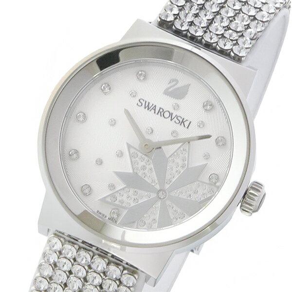 スワロフスキー SWAROVSKI ピアッザ レディ PIAZZA LADY クオーツ レディース 腕時計 5040326 シルバー【送料無料】【_包装】 【送料無料】【ラッピング無料】