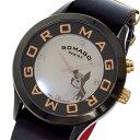 ロマゴデザイン ROMAGO DESIGN チチ ニューヨーク コラボ 限定品 レディース 腕時計 RM067-0512ST-BK 【送料無料】【楽ギフ_包装】