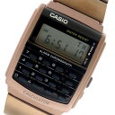 カシオ CASIO クオーツ メンズ 腕時計 時計 CA-506C-5A ブラック