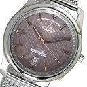 ヴィヴィアンウエストウッド Vivienne Westwood クオーツ メンズ 腕時計 VV185GYSL グレー【送料無料】