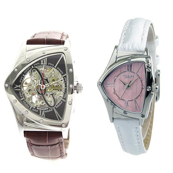 ペアウォッチ コグ COGU 腕時計 BNTS-BK-BS02T-WPK【送料無料】【楽ギフ_包装】