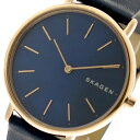 スカーゲン SKAGEN 腕時計 レディース SKW2731 クォーツ ネイビー ブラック ネイビー【送料無料】