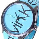 カルバンクライン CALVIN KLEIN 腕時計 メンズ レディース K5E51TVN COLOR カラー クォーツ ライトブルー【S1】