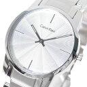 カルバン クライン CALVIN KLEIN 腕時計 メンズ レディース K2G23146 CITY シティ クォーツ シルバー【S1】