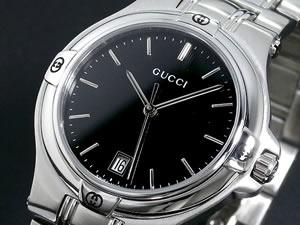 GUCCI グッチ 腕時計 メンズ YA090304【_包装】【送料無料】 【送料無料】