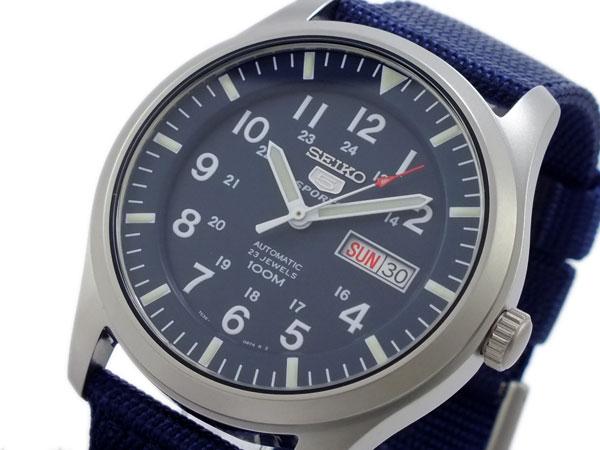 セイコー SEIKO ファイブスポーツ 5SPORTS 自動巻き  腕時計 SNZG11K1【送料無料】【_包装】 【送料無料】【ラッピング無料】