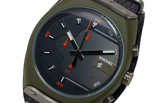 ディーゼル DIESEL クオーツ メンズ クロノ 腕時計 DZ4295【_包装】【送料無料】 【送料無料】【腕時計 オメガ】