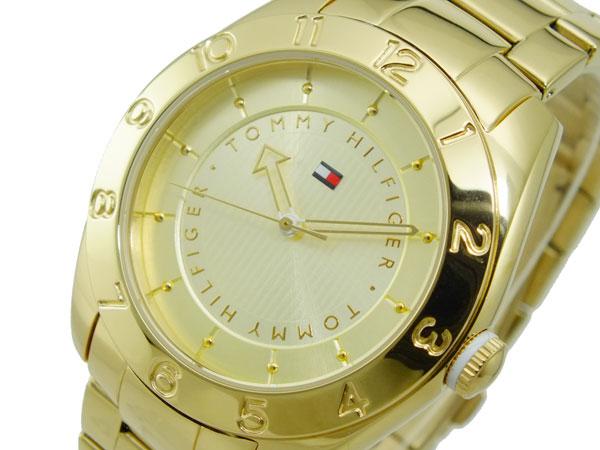 トミー ヒルフィガー TOMMY HILFIGER クオーツ レディース 腕時計 1781357【_包装】【送料無料】 【送料無料】腕時計 ケイデンス garmin 210