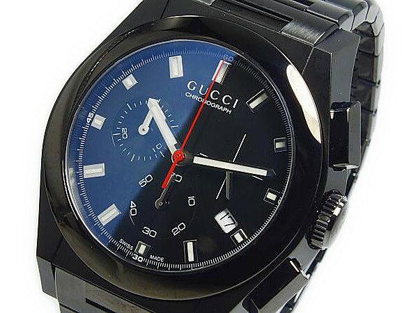 グッチ GUCCI パンテオン PANTHEON クォーツ メンズ腕時計 YA115237【_包装】【送料無料】 【送料無料】