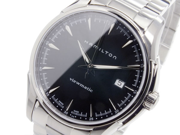ハミルトン HAMILTON ジャズマスター ビューマチック 自動巻 メンズ 腕時計 H32665131【_包装】【送料無料】 【送料無料】
