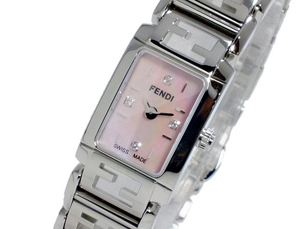 フェンディ FENDI フォーエバー Forever クオーツ レディース 腕時計 F125270D【送料無料】【_包装】 【送料無料】【ラッピング無料】