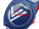 ニクソン NIXON タイムテラーP TIME TELLER P 腕時計 時計 A119-684 NAVY/CORAL【楽ギフ_包装】
