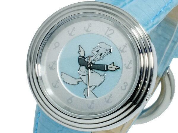 ディズニーウオッチ Disney Watch ドナルドダック レディース 腕時計 140214-DN【楽ギフ_包装】