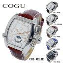 コグ COGU 自動巻き メンズ 腕時計 C62-WRGBR...