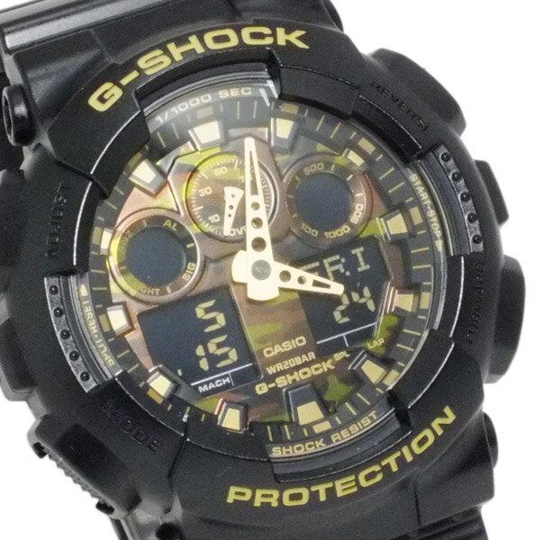 カシオ CASIO Gショック スカイコックピット メンズ 腕時計 GA-100CF-1A9【送料無料】【_包装】 【送料無料】【ラッピング無料】