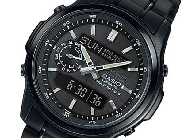カシオ CASIO リニエージ 電波 ソーラー メンズ 腕時計 LCW-M300DB-1AJF 国内正規【送料無料】【_包装】 【送料無料】【ラッピング無料】