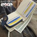 MACLAREN.co マクラーレン メンズ 財布 二つ折り MC-0606【送料無料】