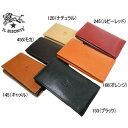 IL BISONTE(イルビゾンテ)レザー 革 二つ折り財布 財布 さいふ C0895【送料無料】【S1】