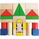 なし ウッドランドつみき37ピース なし ベビー 子供用品 子供用品 知育玩具 8313(代引不可)
