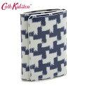 Cath Kidston パスケース TICKET HOLDER 984737 105966517943102 レディース CREAM BLUE / HOUNDSTOOTH キャスキッドソン