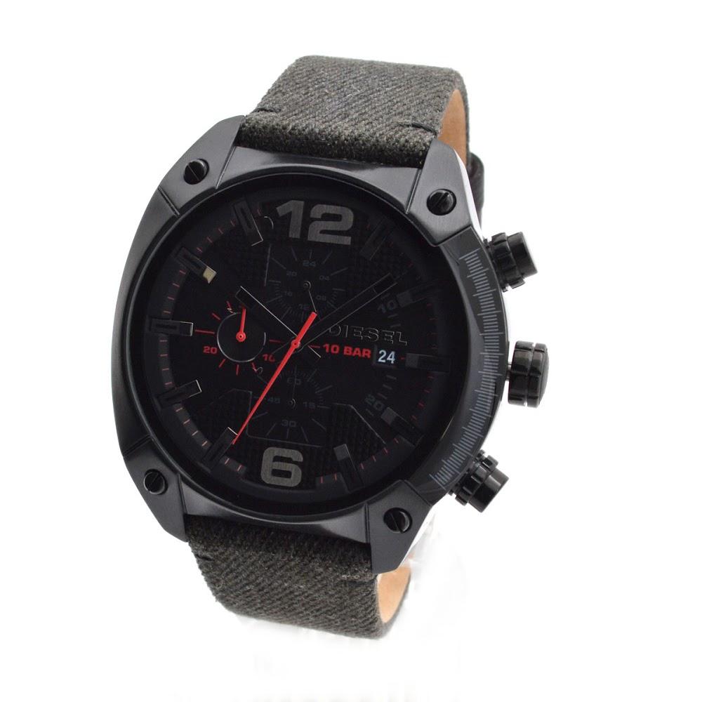 ディーゼル DIESEL DZ4373 オーバーフロー メンズ 腕時計【送料無料】