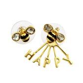 ケイトスペード Kate Spade WBRUC037-974 Multi Say Yes Bee Happy Ear Jacket ピアス&イヤージャケット
