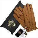 ショッピンググローブ OROBIANCO オロビアンコ メンズ手袋 ORM-1414 Leather glove 鹿革 ウール CAMEL サイズ_8(23cm) ギフト プレゼント クリスマス【送料無料】
