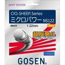 GOSEN(ゴーセン) SS411 OGSミクロパワーNS122 PB SS411PB【S1】