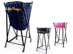 リフターハンパー【Lifter Hamper】 ランドリーケース EMP-LIF001 洗濯かご カゴ 折りたたみ【あす楽対応】【送料無料】