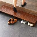 玄関台 幅120cm 玄関 台 踏み台 ステップ 木製 玄関ステップ 段差 軽減 靴 昇降台 補