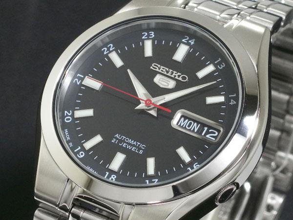 セイコー5 SEIKO ファイブ 腕時計 自動巻き メンズ SNKG23J1【_包装】