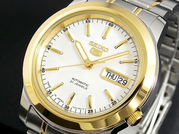 セイコー 5 SEIKO ファイブ 腕時計 日本製モデル SNKE54J1【ラッピング無料】【_包装】【送料無料】 【送料無料】【ラッピング無料】
