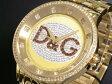 D&G ドルチェ&ガッバーナ 腕時計 UNISEX PT DW0379【楽ギフ_包装】【送料無料】