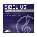 アビッドテクノロジー Sibelius Ultimate 通常版 BTSBUTH111(代引不可)【送料無料】