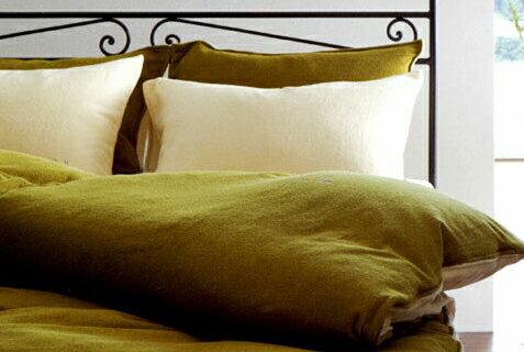 シビラ sybilla ボックスシーツ シングル パイルプレーン 布団カバー 寝具カバー シーツ寝具