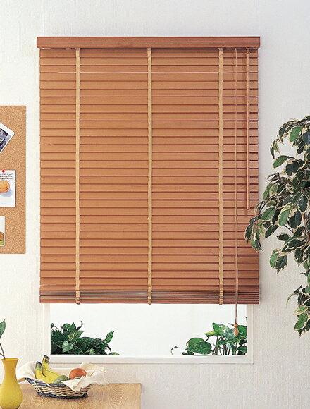 ブラインド 収納 木製 軽くて丈夫 木製ブラインド calme/カールム ベッド エアコン (ライトオーク) 178×183cm(き)【送料無料】:リコメン堂インテリア館【送料無料】ブラインド 木製 軽くて丈夫