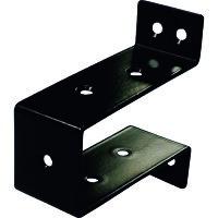 ハント 2X4サポート ハット型 タイプ1 24-H1-BK 10179014