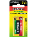日立 乾電池【6LF22EXS1B】(OA・事務用品・電池)