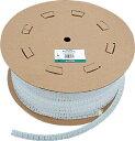 パンドウイット 電線保護材 パンラップ 難燃性白【PW50FR-TY】(梱包結束用品・結束バンド)