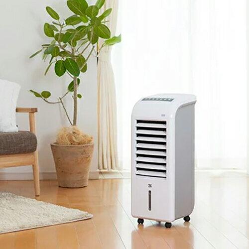 加湿機能付きスリム温冷風扇 ZHC-1200(代引不可)【送料無料】