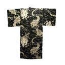 FJK 日本の紳士着物 綿・浴衣竜虎 LLサイズ U-102-LL FJK9354700028【送料無料】【smtb-f】